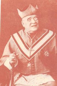 D. José Herrero y Pozuelo. Obispo de Segovia