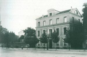 Casa en la Calle Princesa - Madrid